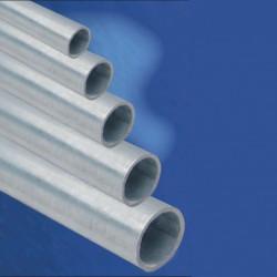 Труба нерж.сталь, без возможности нарезки резьбы, 25мм, STE-25L-INOX