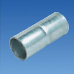 Соединитель для труб труба-труба, 16мм, без резьб-й IP53, STE-CF16N