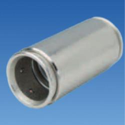 Соединитель для труб труба-труба, 50мм нерж.сталь, безрезьбовой, IP67, STE-C50NSS