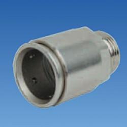 Соединитель труба-коробка для труб 40мм, IP67, STE-CTB40