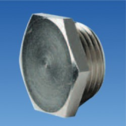 Заглушка металлическая M20, STE-EC20