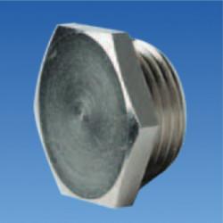 Заглушка металлическая M50, STE-EC50