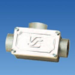 Соединитель откр.т-образный резьбовой М50 IP55, STE-COB3-50