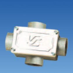 Соединитель откр.крестообразный резьбовой М50 IP55, STE-COB4-50