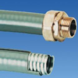 Металлорукав в полимерной оболочке, д.50x60, IP67, STE-FC50P67