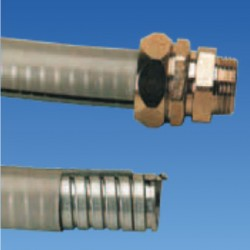 Металлорукав в полимер. оболочке, усиленный на разрыв, д.26.5x34, IP67, STE-FC27PD67