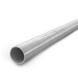 Труба стальная, сталь оцинкованная  25мм/1.0мм, ST0025T1, Stilma