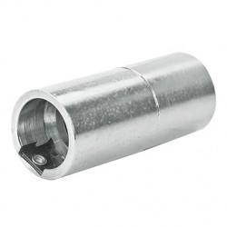 Соединитель труба-труба, 20мм, латунь, IP67, ST0020C5, Stilma