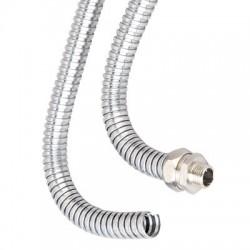 Металлорукав из оцинкованной стали DN 10мм, Dвн 10,0 мм, Dнар 13,0 мм, IP40, 50м, 667M1013, ДКС