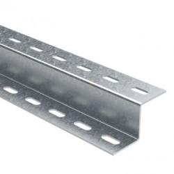 Z-образный профиль, L3000, толщ.2,5 мм, нержавеющий, BPM3530INOX, ДКС