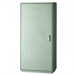 Напольный шкаф из фибергласа Conchiglia 490х685х330мм, IP55, 77702108, ДКС