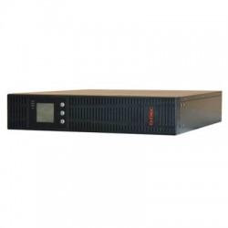 ИБП серии Small Convert, Online, VFI, однофазный, 3 кВА (28 мин при нагрузке 70%), SMALLC3A30, ДКС