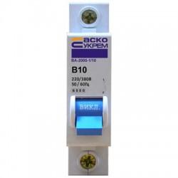 Автоматический выключатель ВА-2000 1р 2А, A0010010002, АСКО