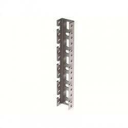 Профиль BPF, для консолей быстрой фиксации BBF, L1100, толщ.2,5 мм, цинк-ламельный, BPF2911ZL, ДКС