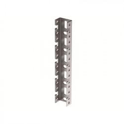 Профиль BPF, для консолей быстрой фиксации BBF, L2700, толщ.2,5 мм, цинк-ламельный, BPF2927ZL, ДКС