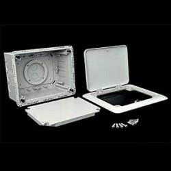 Коробка универсальная с крышкой (используется для термоизоляции зданий), KUZ-VO KB, Копос