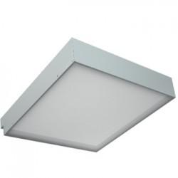 Светодиодный светильник Армстронг OPL/R ECO LED 595 /Грильято/ 4000K IP20, Световые Технологии, 1028000150