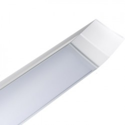 Офисный светодиодный светильник OPL/S ECO LED 1200 4000К IP20, Световые Технологии, 1058000170