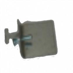 Клипса г/к (U) для установки врезных светильников в гипсакартон, Световые Технологии, 2905000150