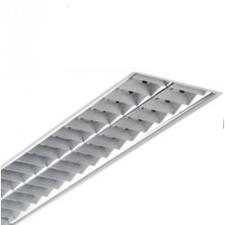 ARS/R 436 /595/ (U) светильник растровый встраиваемый, Световые Технологии, 1015001330