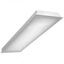OPL/R 218 (U) светильник люминесцентный встраиваемый с рассеивателем, Световые Технологии, 1027000700