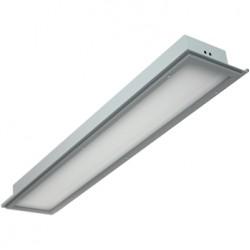 Светильник ALD 236 HF ES1 светильник встраиваемый в реечные потолки итальянского дизайна, Световые Технологии, 1004000120
