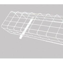 Решетка для светильников ЛПО для спортзала 1300 мм х 215 мм х 135 мм, Световые Технологии, Р236ЛПО