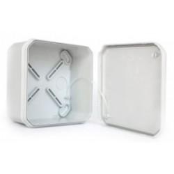 Ответвительные коробки со сплошными стенками, IP65, с двойным замком, 100x100x50 мм,54810,ДКС