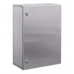 Навесной шкаф CE из нержавеющей стали (AISI 304), 1000 x 800 x 400мм, с фланцем, R5CEF10841, ДКС