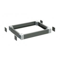 Комплект панелей цоколя, Ш/Г=400 мм, 1 кмп = 2 шт., R5FP40, ДКС