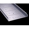 Лоток перфорированный 400х50 оцинкован по методу Сендзимира, длина 3м, t=0,8мм, ДКС, 35266