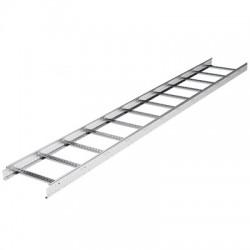 Лестничный лоток 100х200, оцинкованный, длина 3м, t=1,2мм, ДКС, LL1020