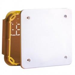 Коробка ответвительная прямоуг. для твердых стен, IP40, 92х92х45мм 59361 ДКС