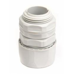 Переходник армированная труба-коробка, IP65, 1/4, д.10мм 55110 ДКС