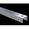 П-образный профиль PSL, L500, толщ.1,5 мм BPL2905 ДКС