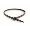 Хомут стандартный, цвет черный, полиамид 6.6. 2,6х200 мм 25307 ДКС