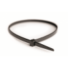 Хомут стандартный, цвет черный, полиамид 6.6. 4,8х200 мм 25315 ДКС