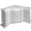 Угол внутренний 90х50мм, изменяемый (70-120°), белый RAL9016 09551 ДКС