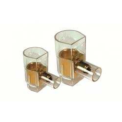Клеммная колодка соединительная, 10p, 450V, 41A, 6 мм? (за 1 планку) B60 ДКС