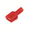 Наконечник быстрого соединения типа вилка с контактом 6,3X0,8 мм полностью изолированным, сечением 0,25-1,5 мм? 2A22TP ДКС