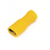Наконечник быстрого соединения типа розетка с контактом 6,3X0,8 мм полностью изолированным, сечением 2,5-6 мм? 2C02TP ДКС
