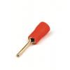 Круглый штыревой наконечник с контактом 11,5 мм с изолированным фланцем, сечением 0,25-1,5 мм? 2A1P ДКС