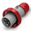 Вилка кабельная IP67 16A 3P+E 400В, DIS2181636, ДКС