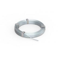 Пруток 8 мм, сталь горячеоцинкованная (HDZ), NC1008, ДКС
