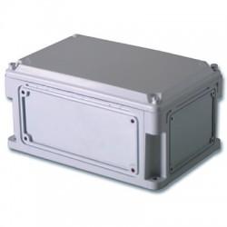 Корпус пластиковый общего назначения IP67, 300x200x146 (высота крышки 21), выбивные стенки, непрозрачная крышка, 532210, ДКС