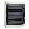 Щиток настенный с дверцей 24(2х12) модуля, IP65, цвет серый RAL7035, 85624, ДКС