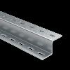 Z-образный профиль, L2000, толщ.2,5 мм, BPM3520, ДКС