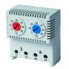 Сдвоенный термостат, диапазон температур для NC: 10-50°C; для NO: 20-80°C, R5THRV13, ДКС