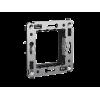 Каркас с лапками для монтажа модульных Avanti в стену, под 2 модуля, 4400802, ДКС