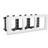 Рамка-суппорт Avanti для In-liner Front, белый, 6 модулей, 4400916, ДКС